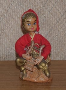 1950_s_tilso_japan_christmas_figure_harp_playercu1