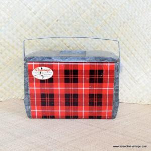 Vintage 1960's American Flamingo Ice ChestCool Box 1