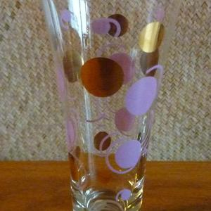 1960_s_hi-ball_purple_and_gold_glass