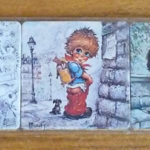 1970_s_big_eyed_children_french_coasters