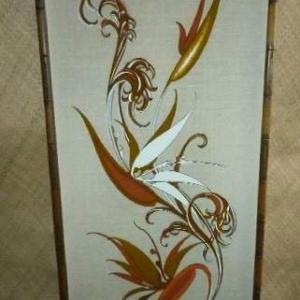 Copy of vintage_shaheen_linen_hand_printed_framed_artwork_facebook