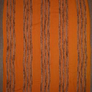 three_large_1970_s_orange_curtains