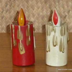 vintage_christmas_candle_cruet_set_