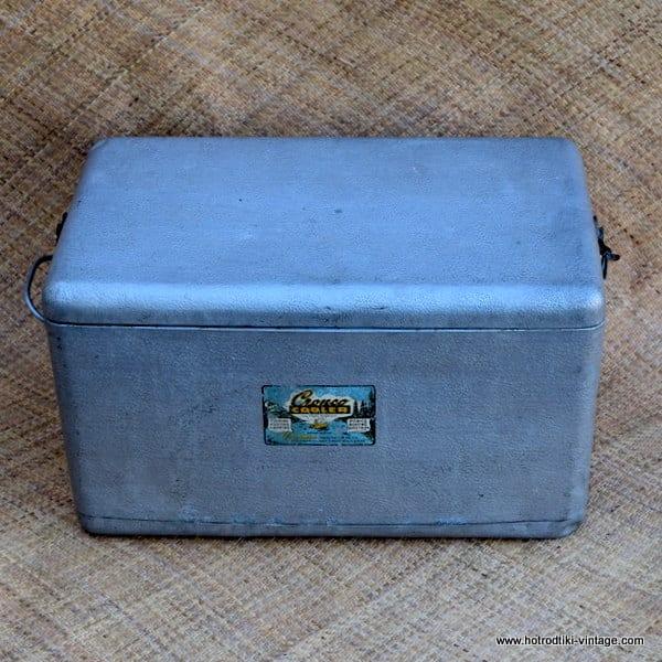 1960's Vintage 'Cronco Cooler' Ice Chest 1