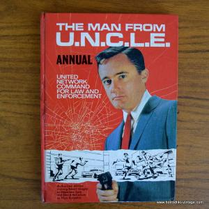 The Man from Uncle Annual 1