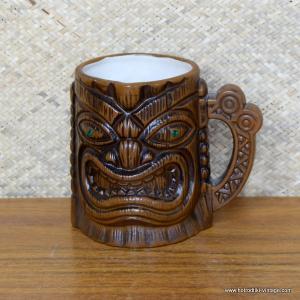 Vintage Quon Quon Handled Tiki Mug 2