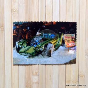Beatnik Bandit Postcard 1