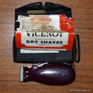 Vintage Viceroy Shaver 2
