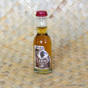 Vintage Maraska Domaci Rum Miniature 1