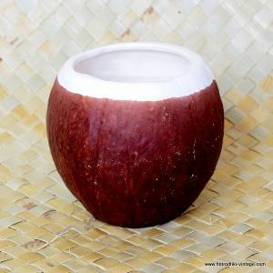 Vintage Trader Vics Coconut Tiki Mug 1