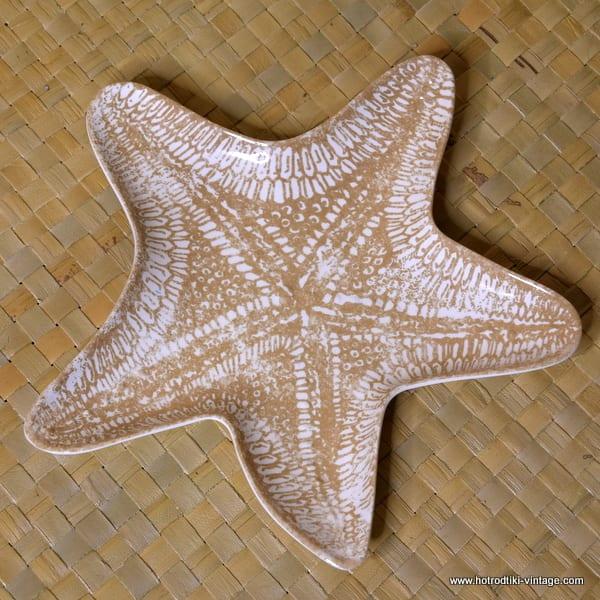 Vintage Style Cynthia Rowley Starfish Snack Dish 1
