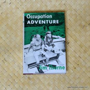 1963 Occupation Adventure by Jim Thorne book 1